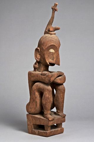 Ancestor Figure © Yale University Art Gallery | Connecticut, USA