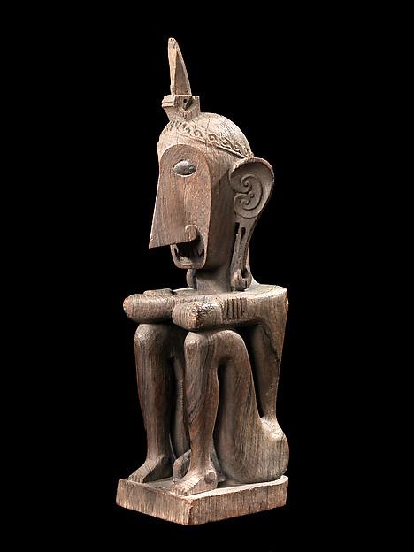 Ancestor Figure © The Metropolitan Museum of Art | New York, USA