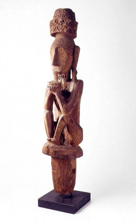 Ancestor Post Figure © Nationaal Museum van Wereldculturen | The Netherlands
