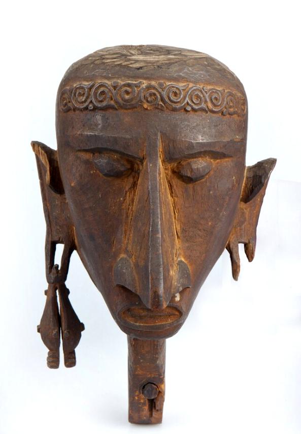 Ancestor Figure Fragment © Nationaal Museum van Wereldculturen | The Netherlands