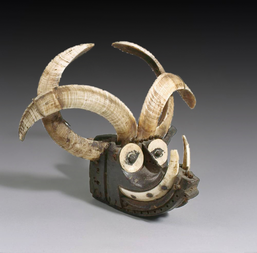 Mouth Mask © Staatliche Kunstsammlungen Dresden | Germany