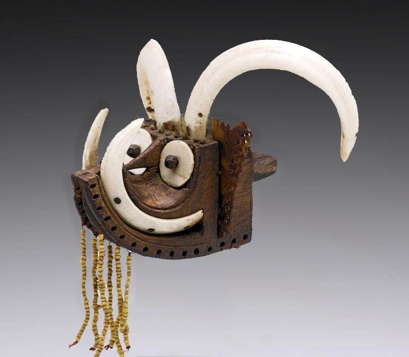 Mouth Mask © Nationaal Museum van Wereldculturen | The Netherlands