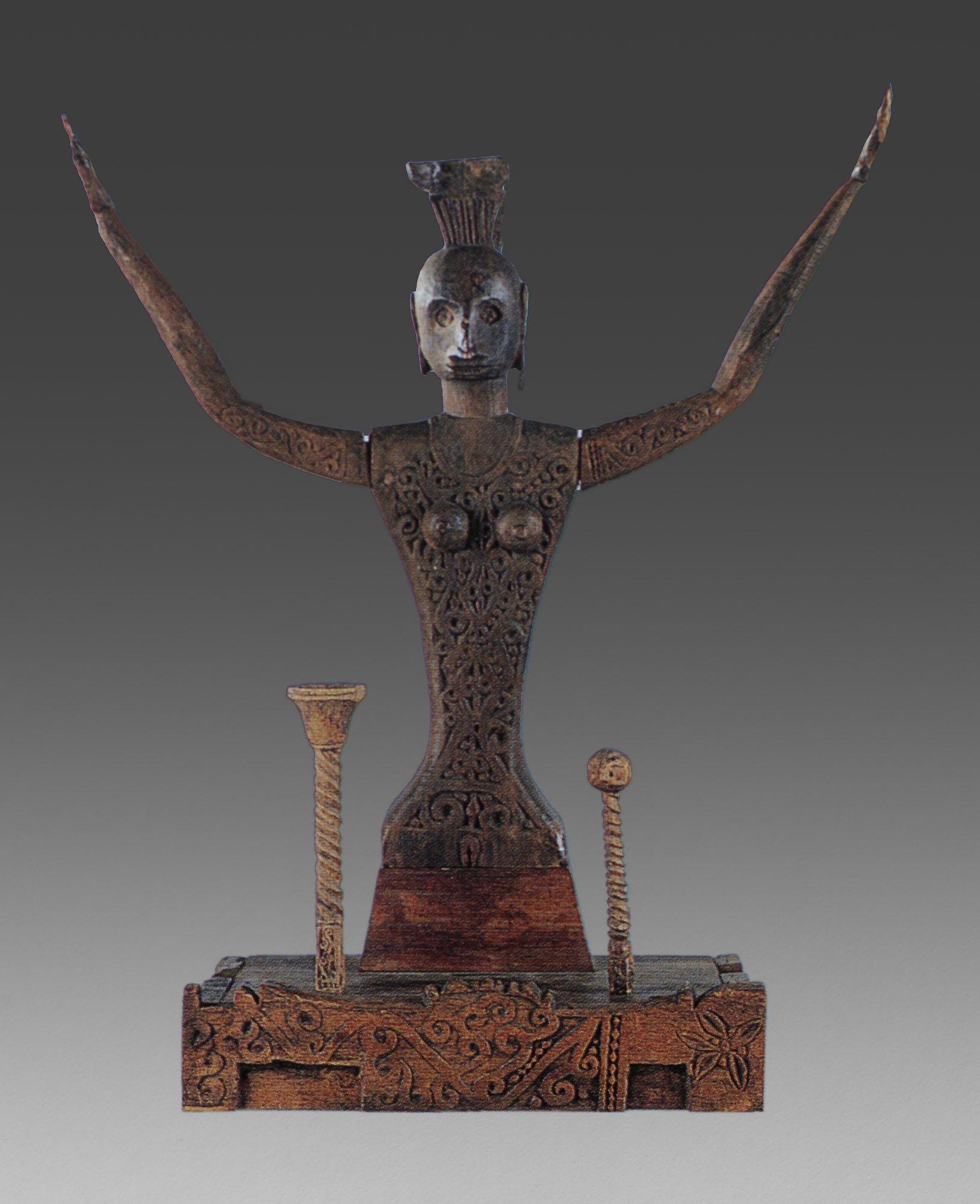 Shrine Figure |  Luli  © Nationaal Museum van Wereldculturen | The Netherlands
