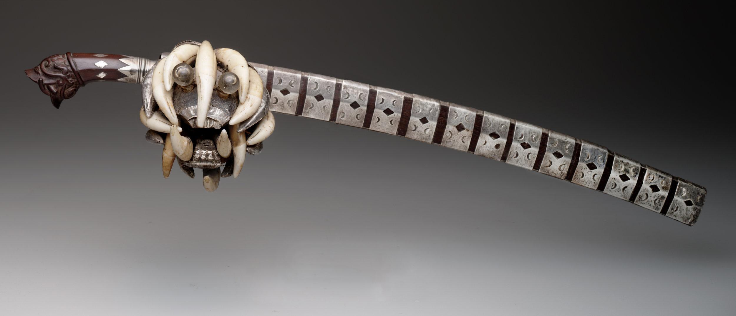 Chief's Sword |  Balatu Sala  © The Dallas Museum of Art | Texas, USA