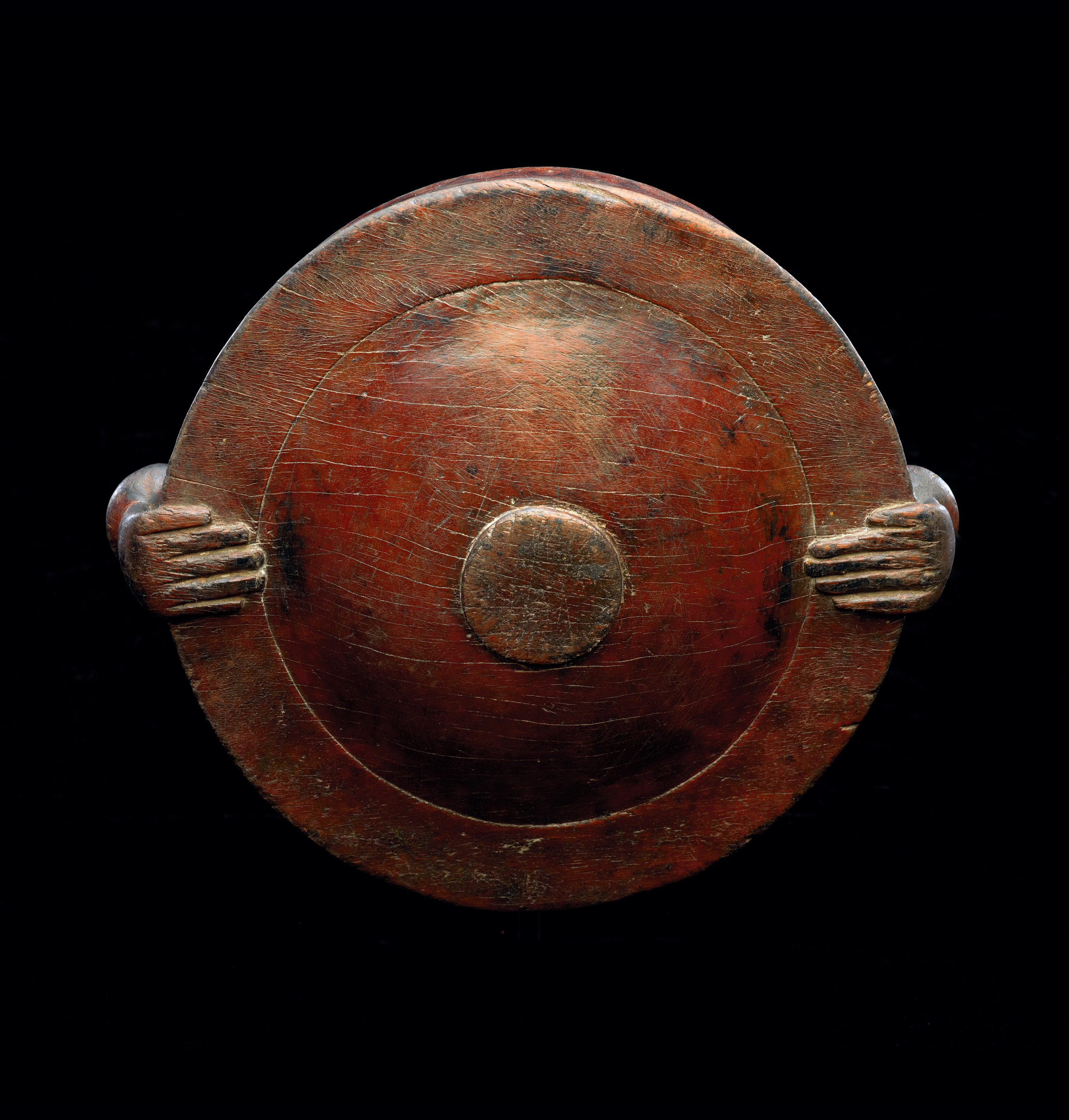 Box Lid with Human Hands © The Dallas Museum of Art | Texas, USA