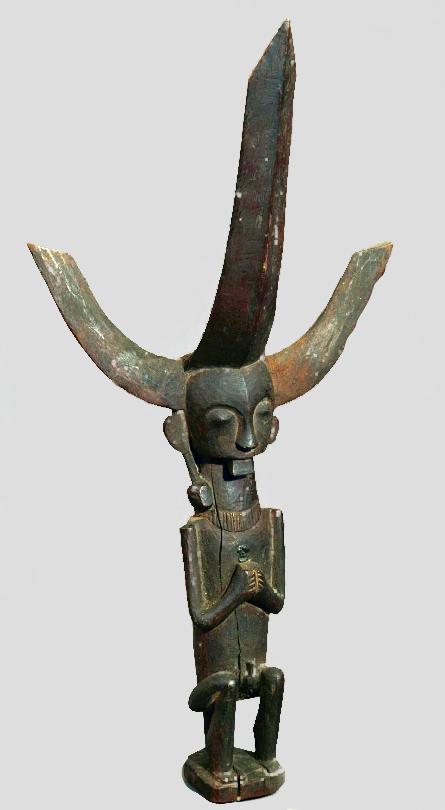 Ancestor Figure |  Adu Zatua  © Nationaal Museum van Wereldculturen | The Netherlands
