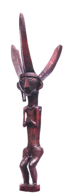 Ancestor Statue |  Adu Zatua  © Nationaal Museum van Wereldculturen | The Netherlands
