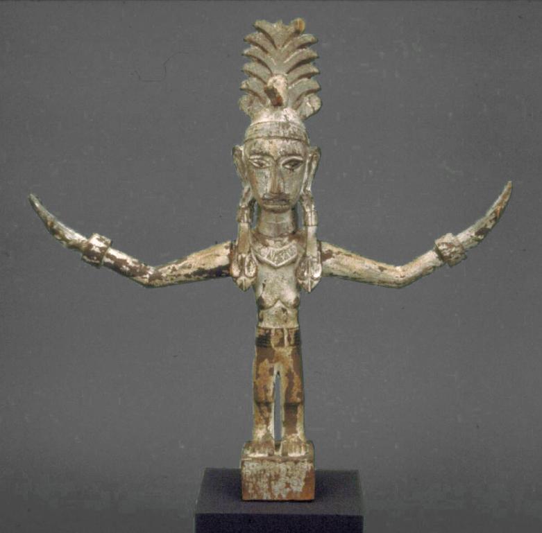Sculpture of a Noble Woman |  Adu Sarambia  © Nationaal Museum van Wereldculturen | The Netherlands