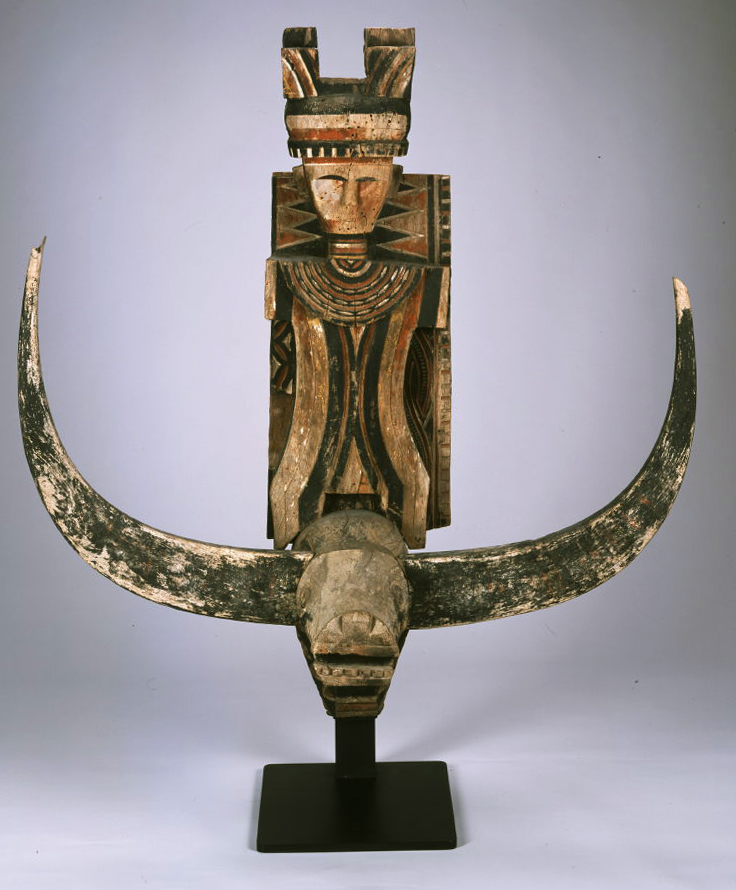 Vaunted Ancestor Figure from a Mamasa Aristocrat's House © de Young Museum FAMSF | California, USA