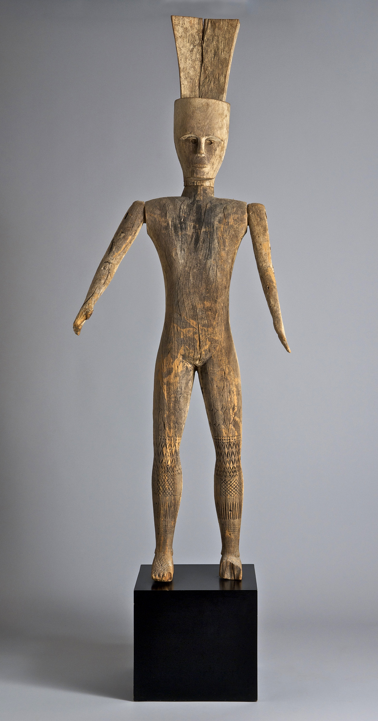 Funerary Figure |  Tau-Tau  © Yale University Art Gallery | Connecticut, USA