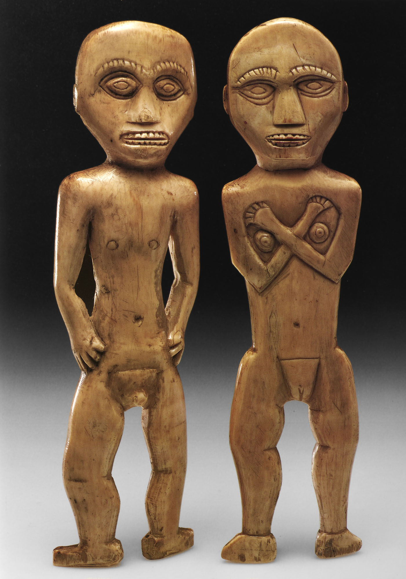 Figurative Carvings from Minahasa © Nationaal Museum van Wereldculturen | The Netherlands