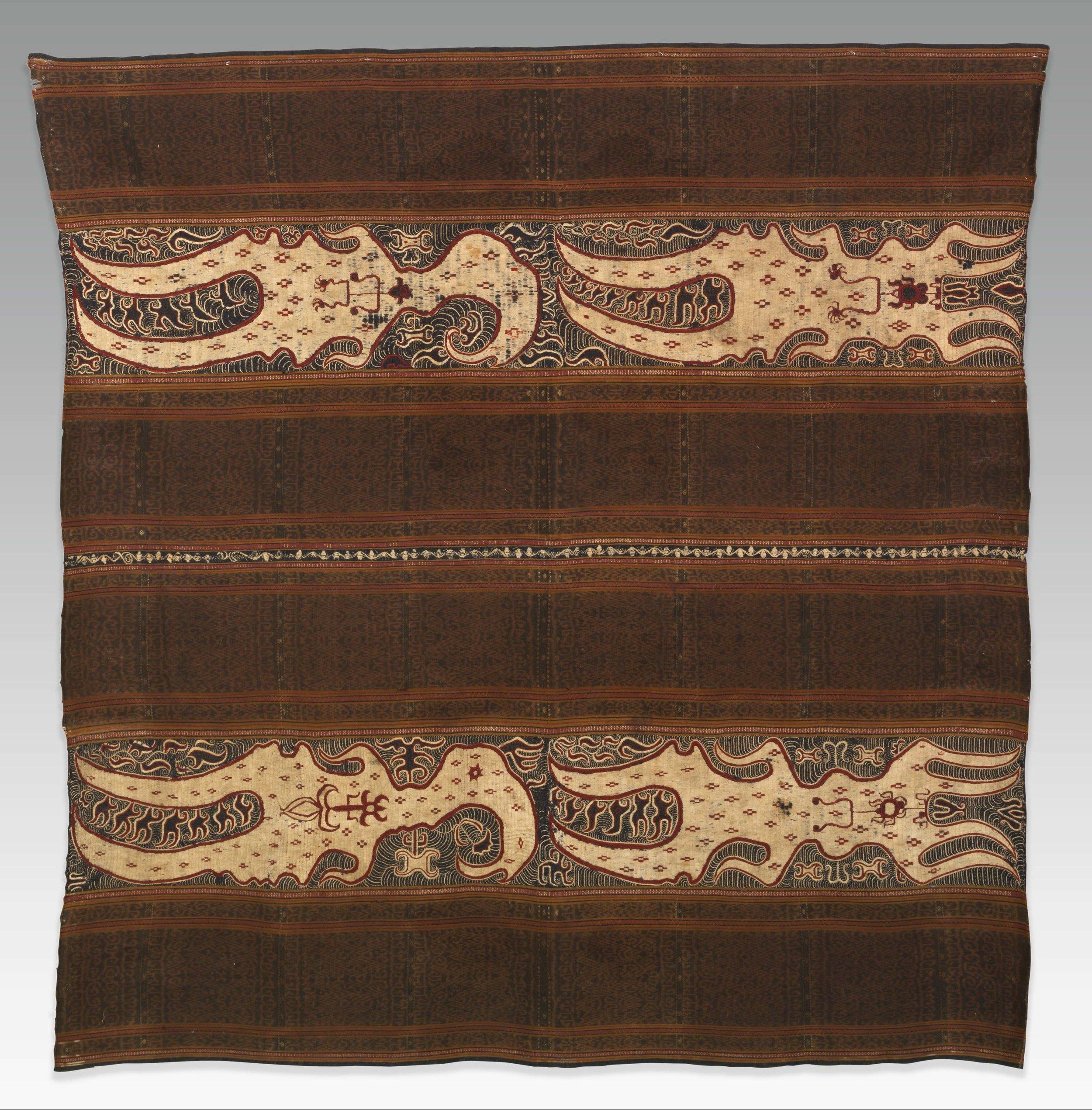 Woman's Ceremonial Skirt |  Tapis Inu  © The Metropolitan Museum of Art | New York, USA