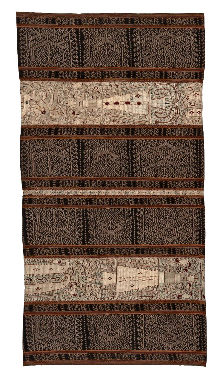 Woman's Ceremonial Skirt |  Tapis Inu  © Nationaal Museum van Wereldculturen | The Netherlands