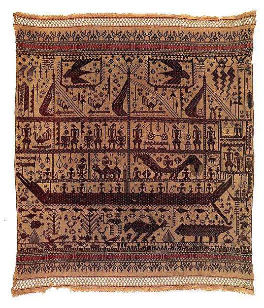 Ceremonial Cloth |  Tampan  © The Metropolitan Museum of Art | New York, USA