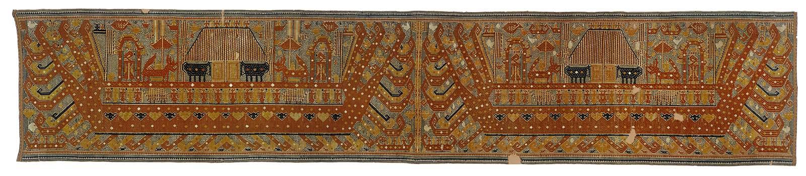 Ceremonial Banner Cloth |  Palepai  © Museum of Fine Arts, Boston | Massachusetts, USA