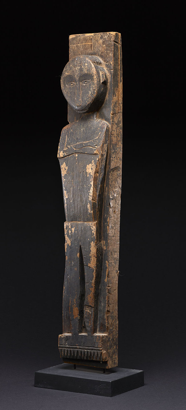Human Figure |  Tularat Sirimanua  © The Dallas Museum of Art | Texas, USA