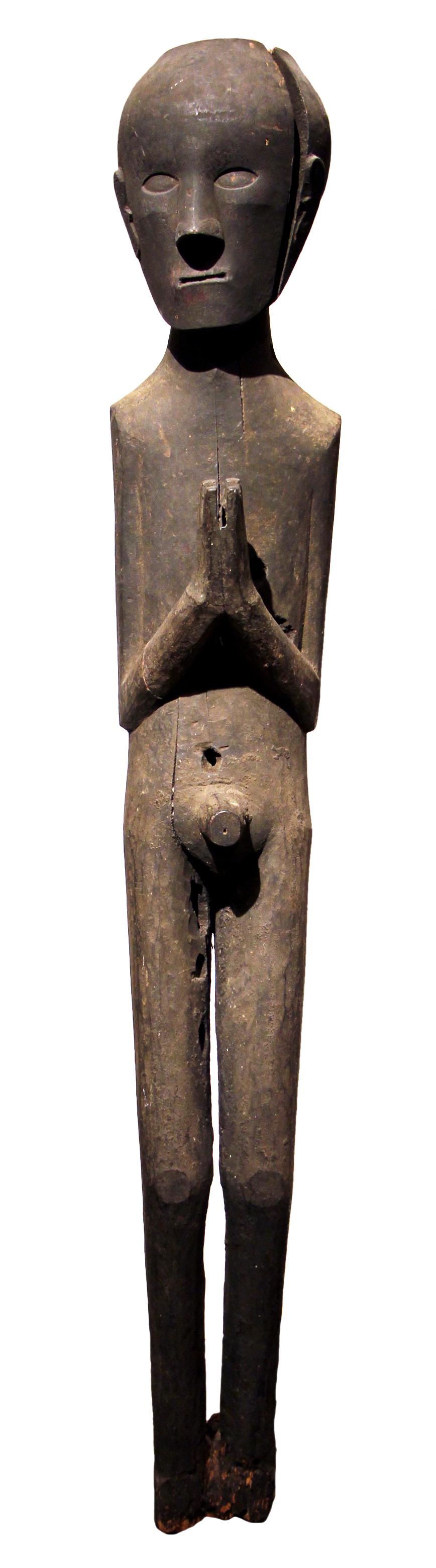 Male Protective Figure |  Pangulubalang  © Musée du Quai-Branly | France
