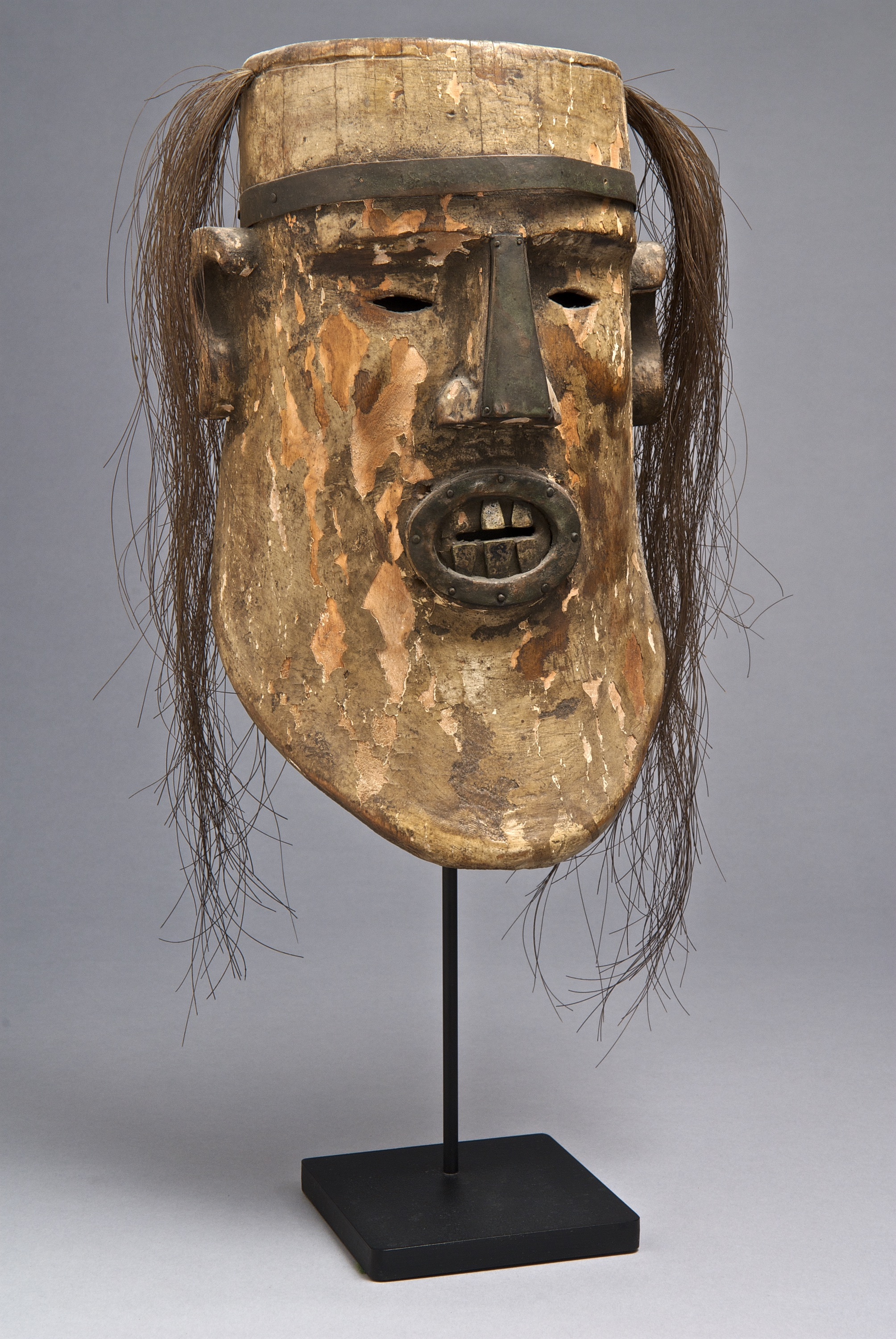 Mourning Mask |  Topeng  © Yale University Art Gallery | Connecticut, USA
