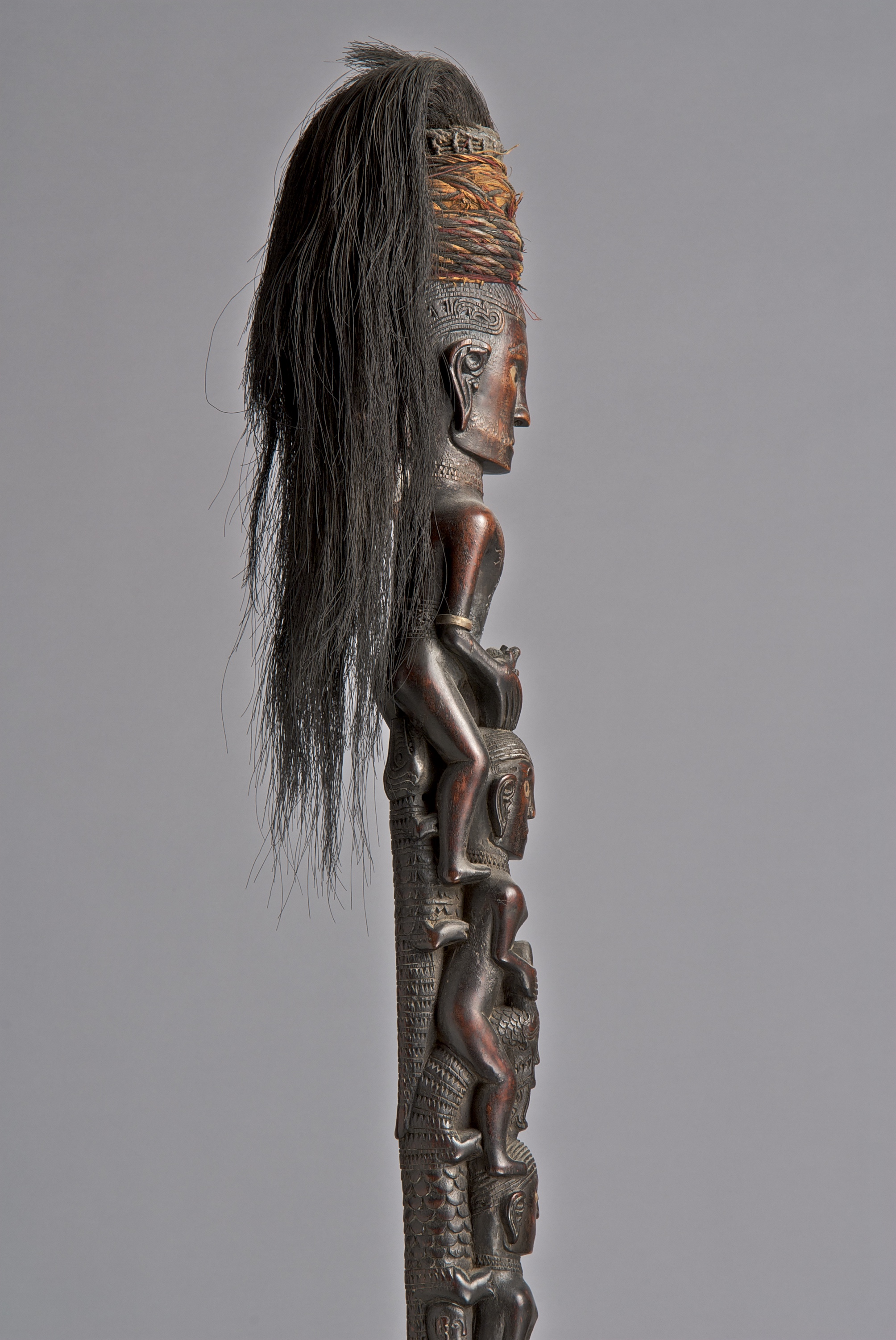Priest's Staff |  Tunggal Panaluan   © Yale University Art Gallery | Connecticut, USA