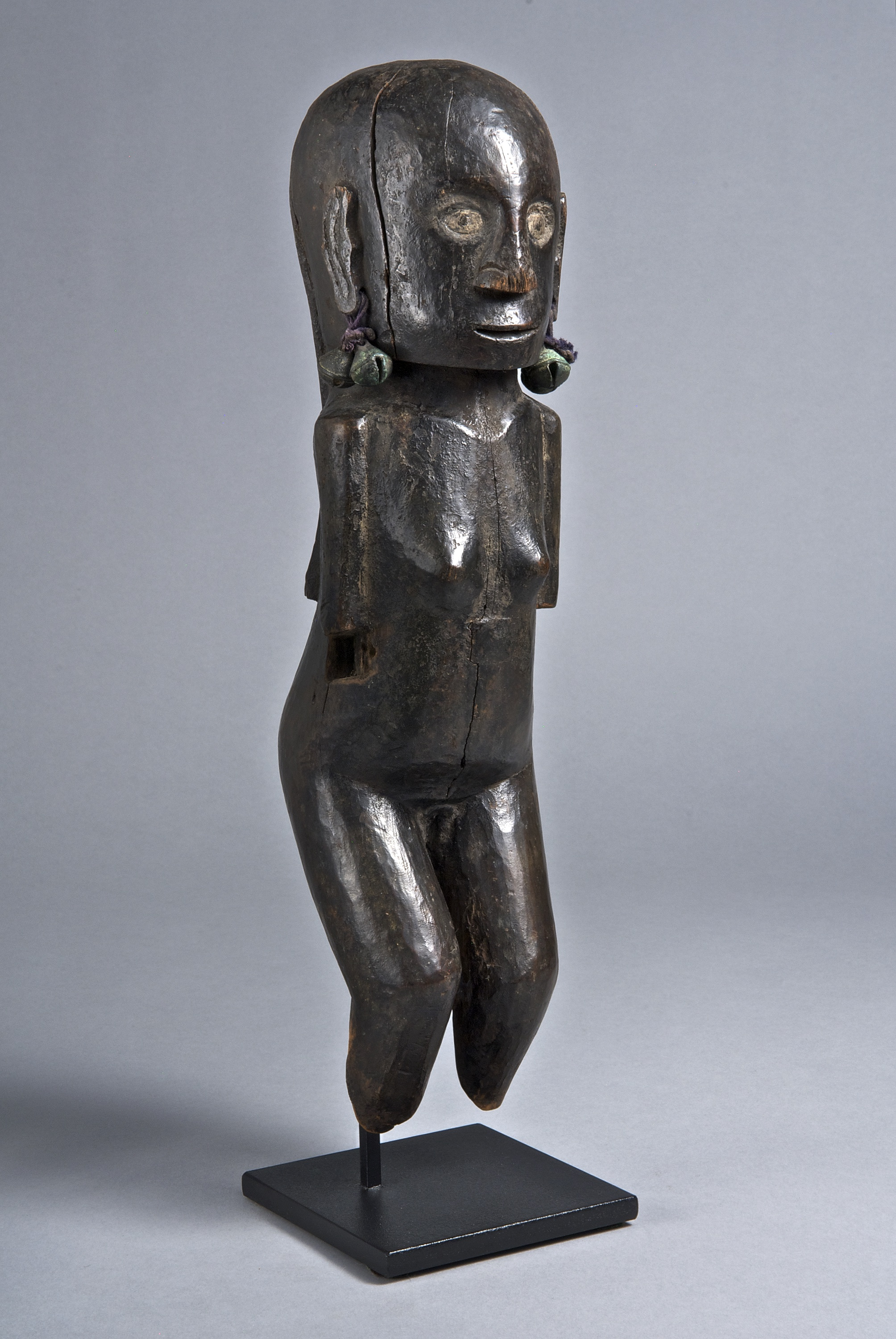 Female Protective Figure |  Pagar  © Yale University Art Gallery | Connecticut, USA