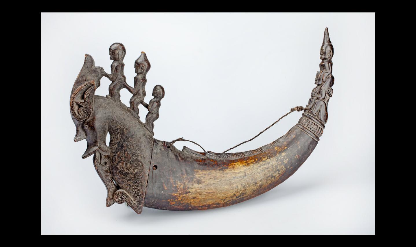 Priest's Container for Magical and Medicinal Paraphernalia |  Naga Morsarang  © Nationaal Museum van Wereldculturen | The Netherlands