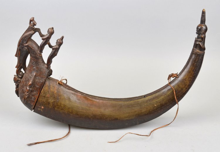 Priest's Container for Magical and Medicinal Paraphernalia |  Naga Morsarang  © The British Museum | United Kingdom