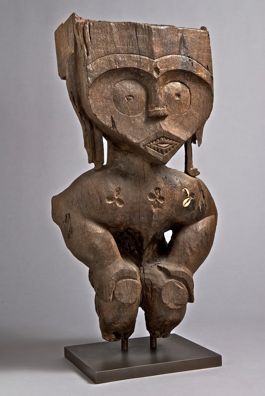 Guardian Figure © Yale University Art Gallery | Connecticut, USA
