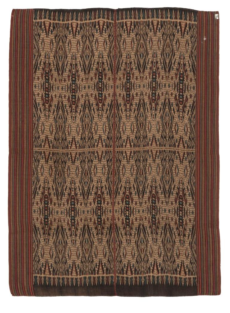 Benuaq  Fine Fiber Weaving © Nationaal Museum van Wereldculturen | The Netherlands