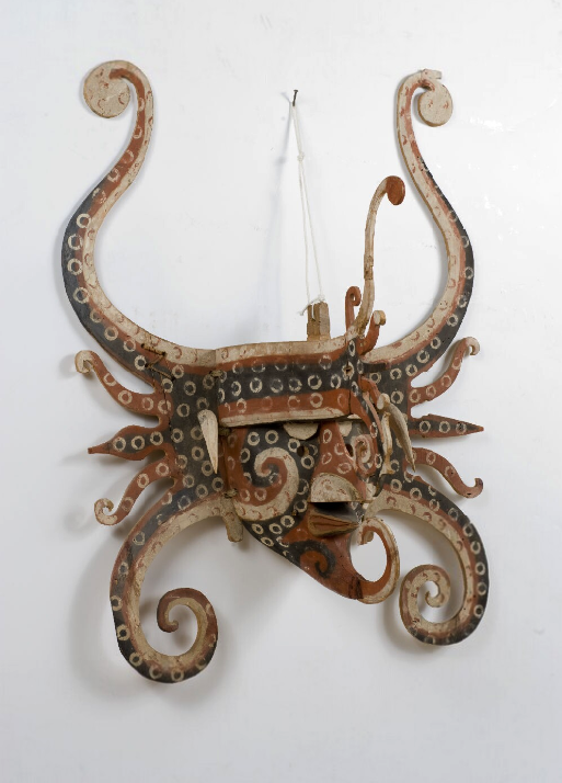 Hudoq  Mask © Nationaal Museum van Wereldculturen | The Netherlands