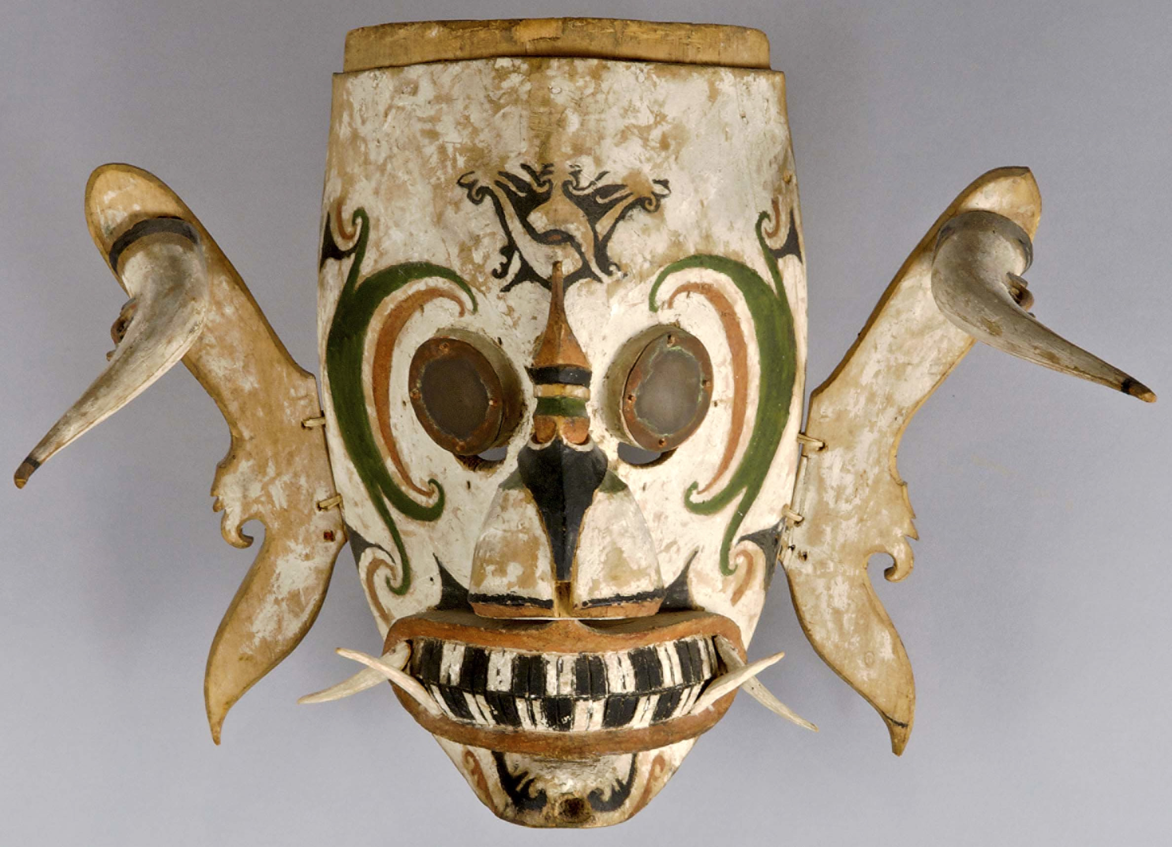 Hudoq  Mask © Yale University Art Gallery | Connecticut, USA