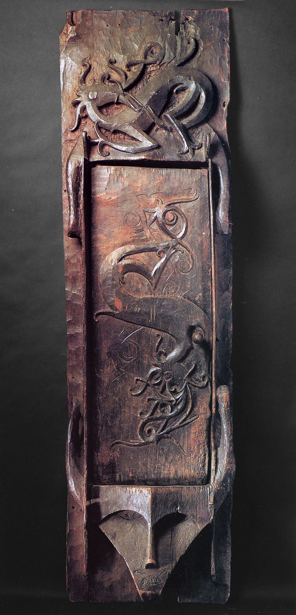 Carved Threshold and Door © Nationaal Museum van Wereldculturen | The Netherlands