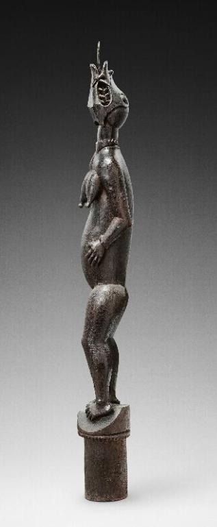 Figural Carving © Nationaal Museum van Wereldculturen | The Netherlands