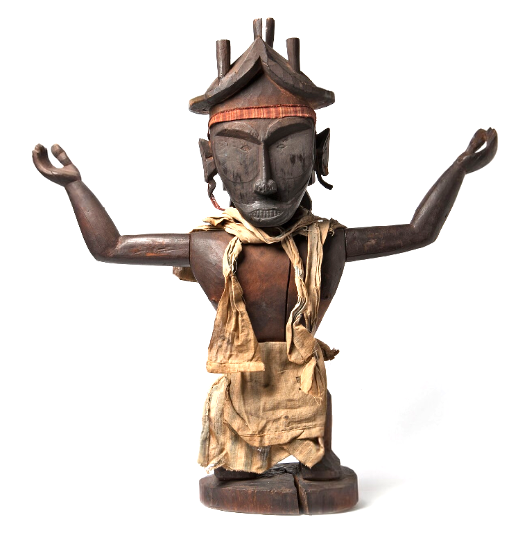 Spirit Figure   Raja Ampat Islands © Nationaal Museum van Wereldculturen   The Netherlands