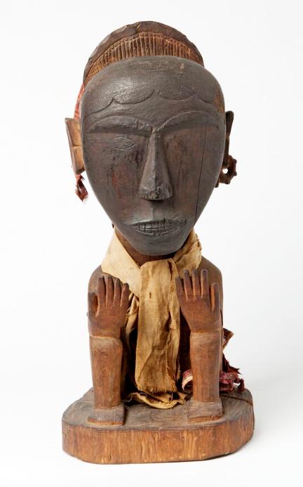 Spirit Figure   Raja Ampat Islands Nationaal Museum van Wereldculturen   The Netherlands