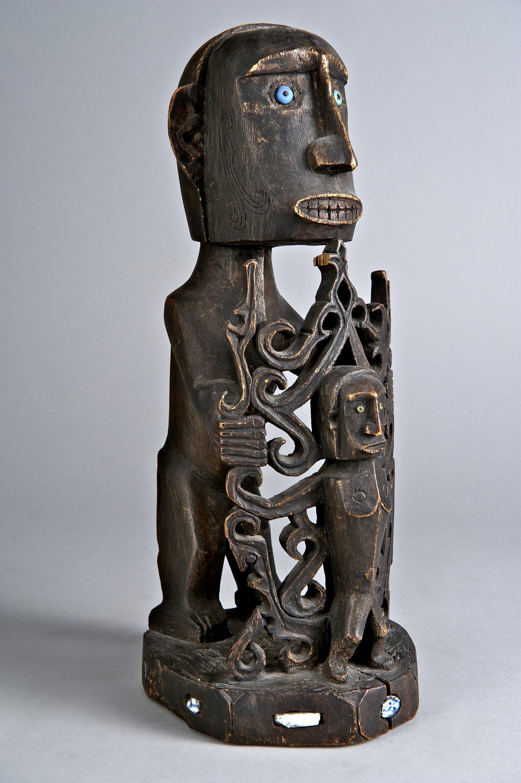 Ancestor Figure    Korwar    Geelvinck Bay Region © Yale University Art Gallery   Connecticut, USA