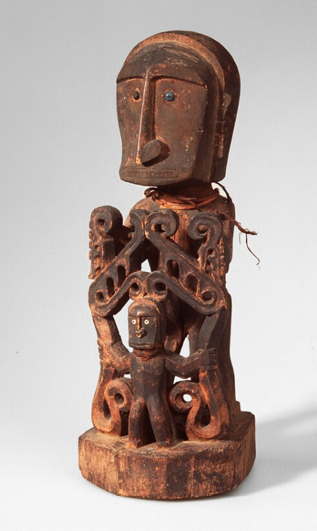 Ancestor Figure    Korwar    Geelvinck Bay Region © Nationaal Museum van Wereldculturen   The Netherlands