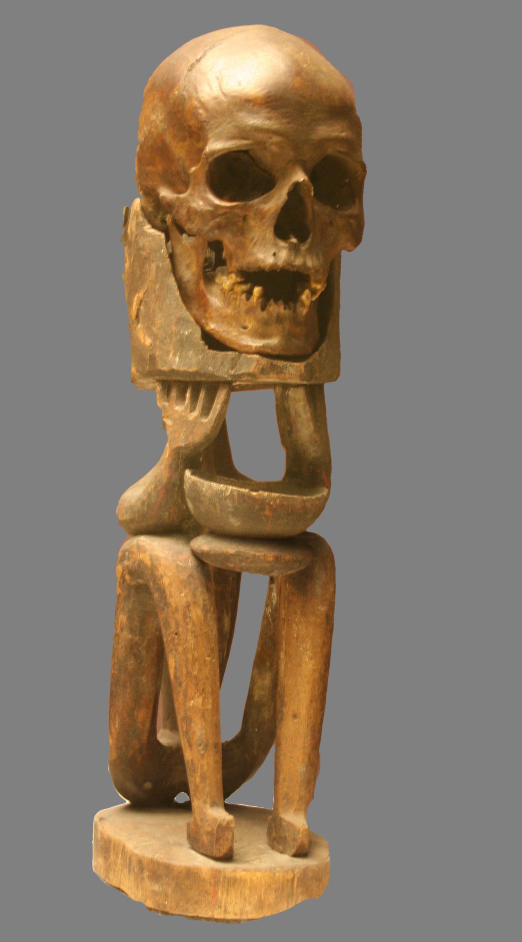 Ancestor Figure    Korwar    Geelvinck Bay Region © Staatliche Museen zu Berlin   Germany