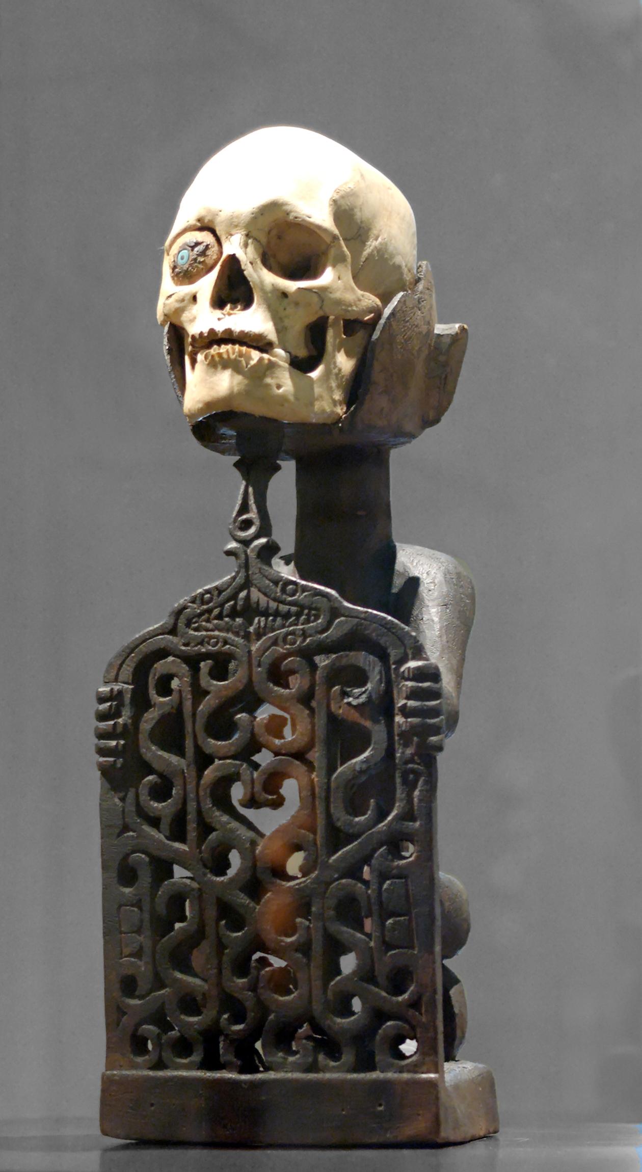 Ancestor Figure    Korwar    Geelvinck Bay Region © Musée du Quai-Branly   France