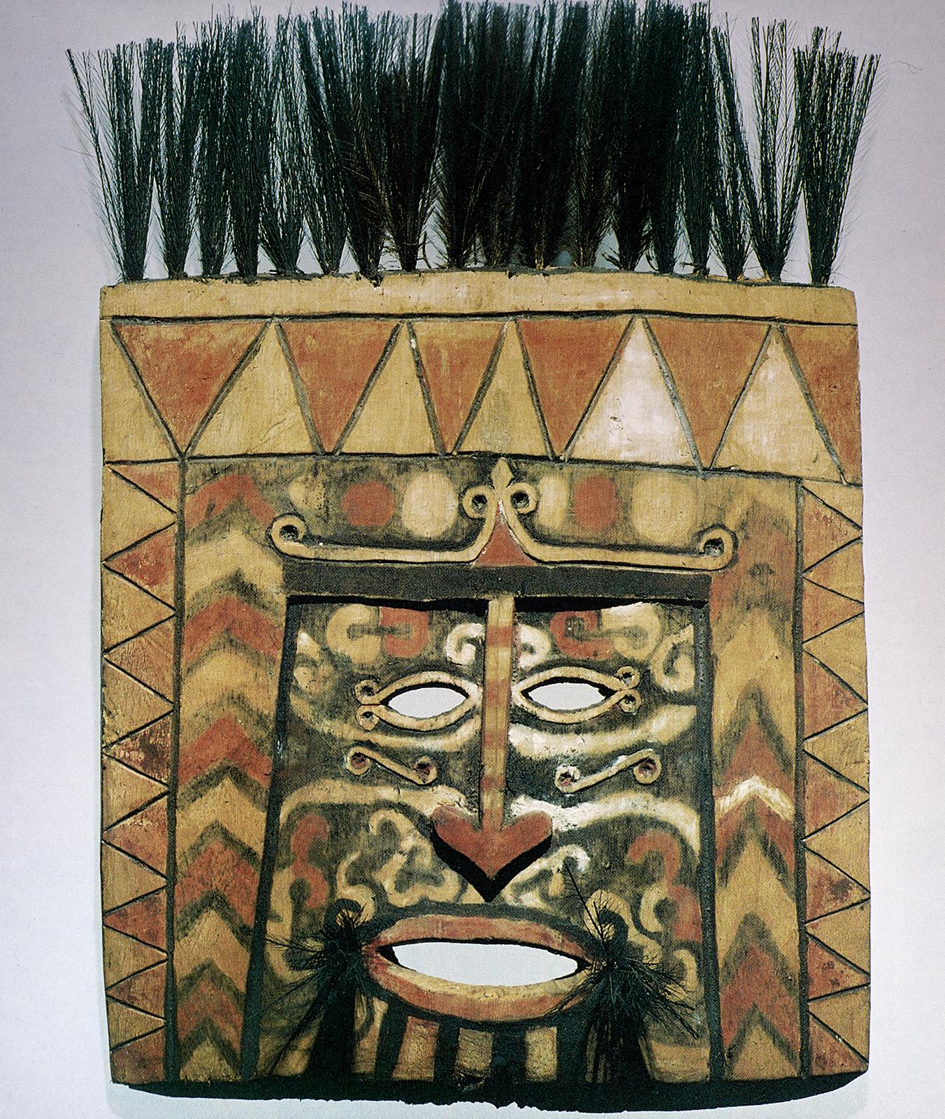 Ceremonial Mask   Geelvinck Bay Region © Museo di Storia Naturale dell'Università di Firenze   Italy