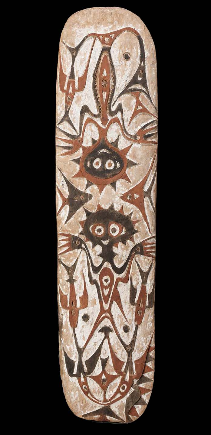 Roof Decoration from a Ceremonial House | Lake Sentani © Museum of Fine Arts, Boston | Massachusetts, USA