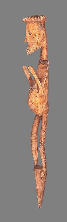 Ancestor Figure    Mimika  © Nationaal Museum van Wereldculturen   The Netherlands