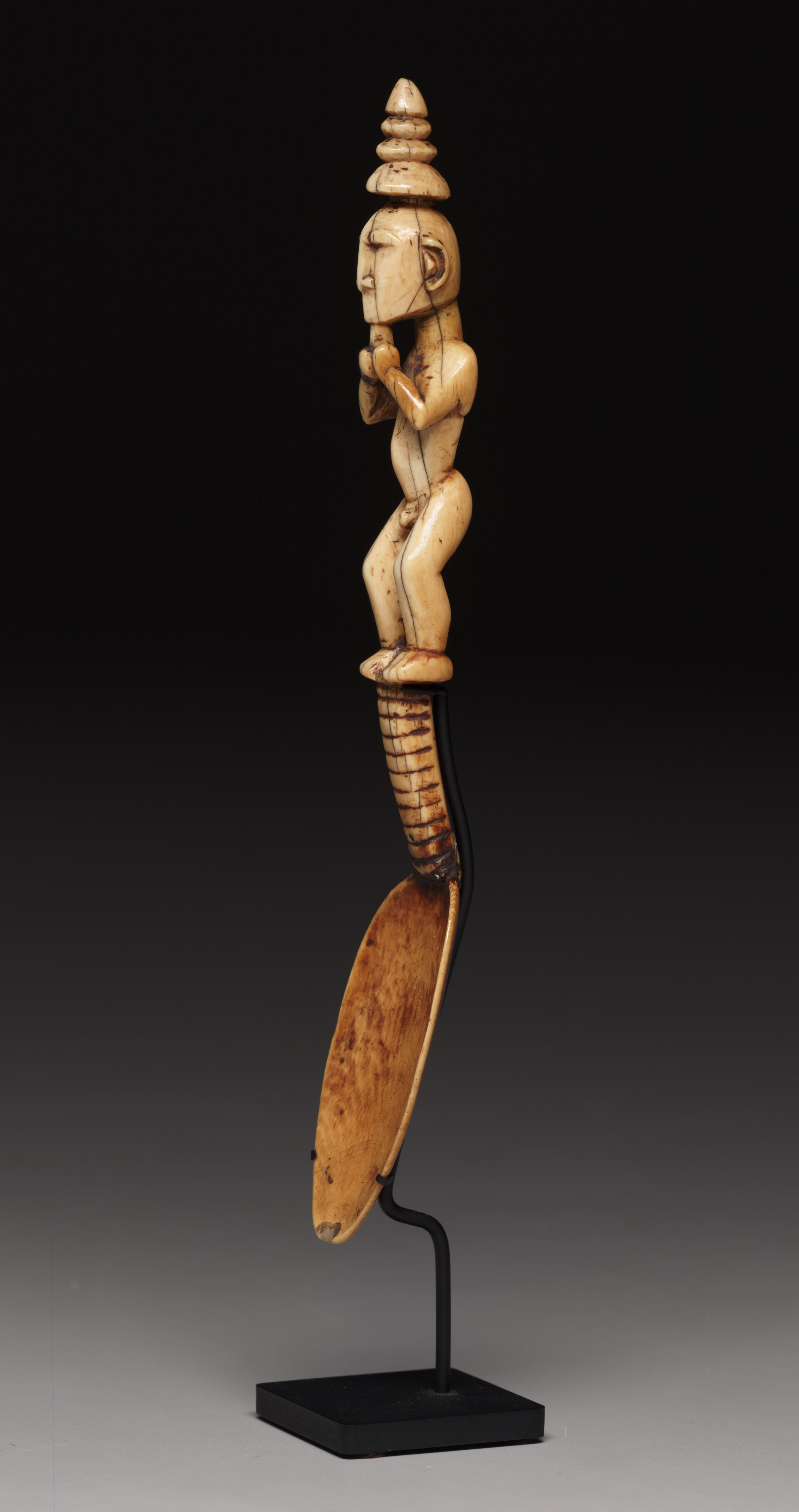 Ceremonial Ivory Spoon from Eastern Indonesia  © The Dallas Museum of Art | Texas, USA