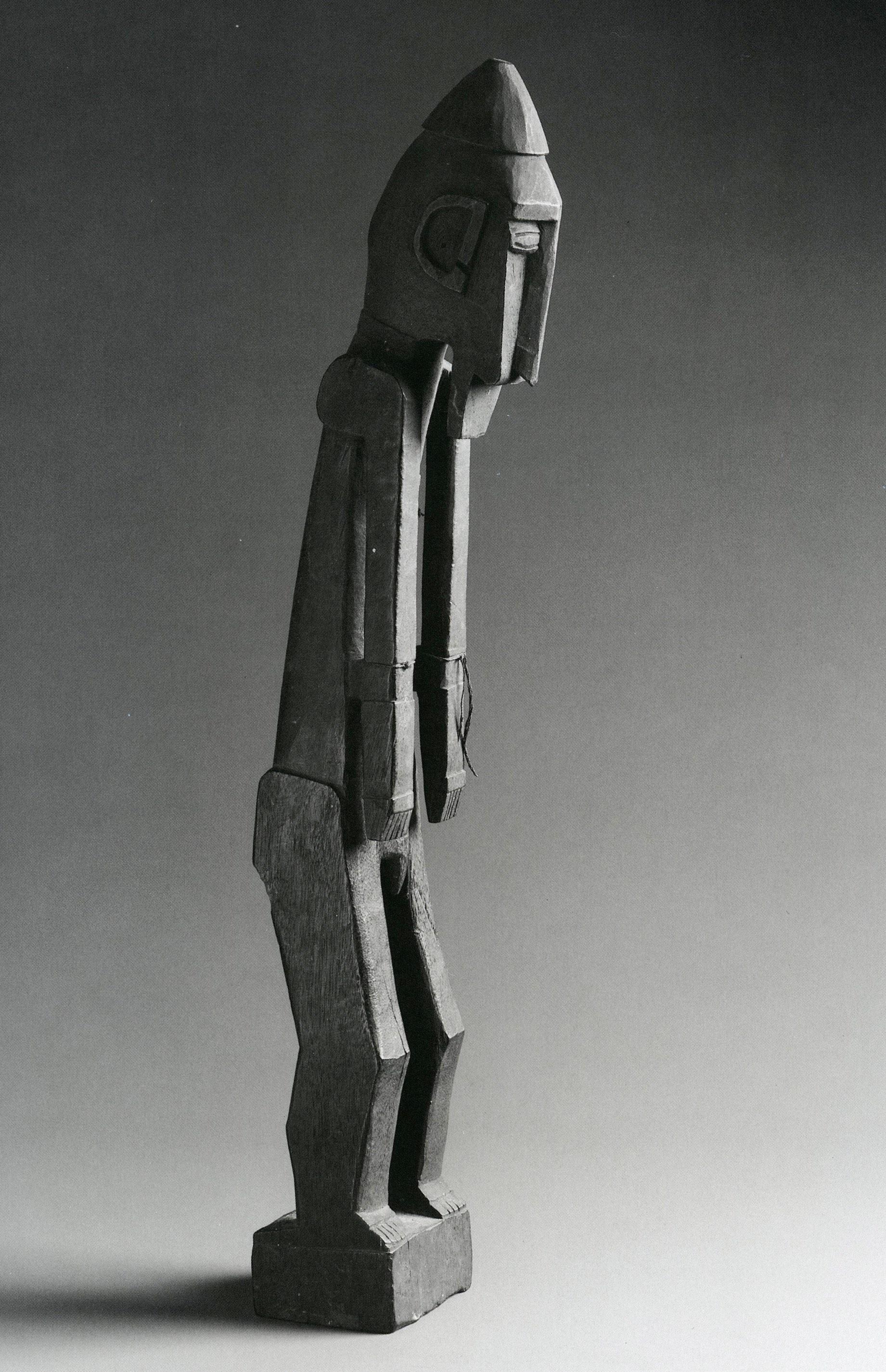 Ancestor Figure |  Itara  © Musée Quai-Branly | France