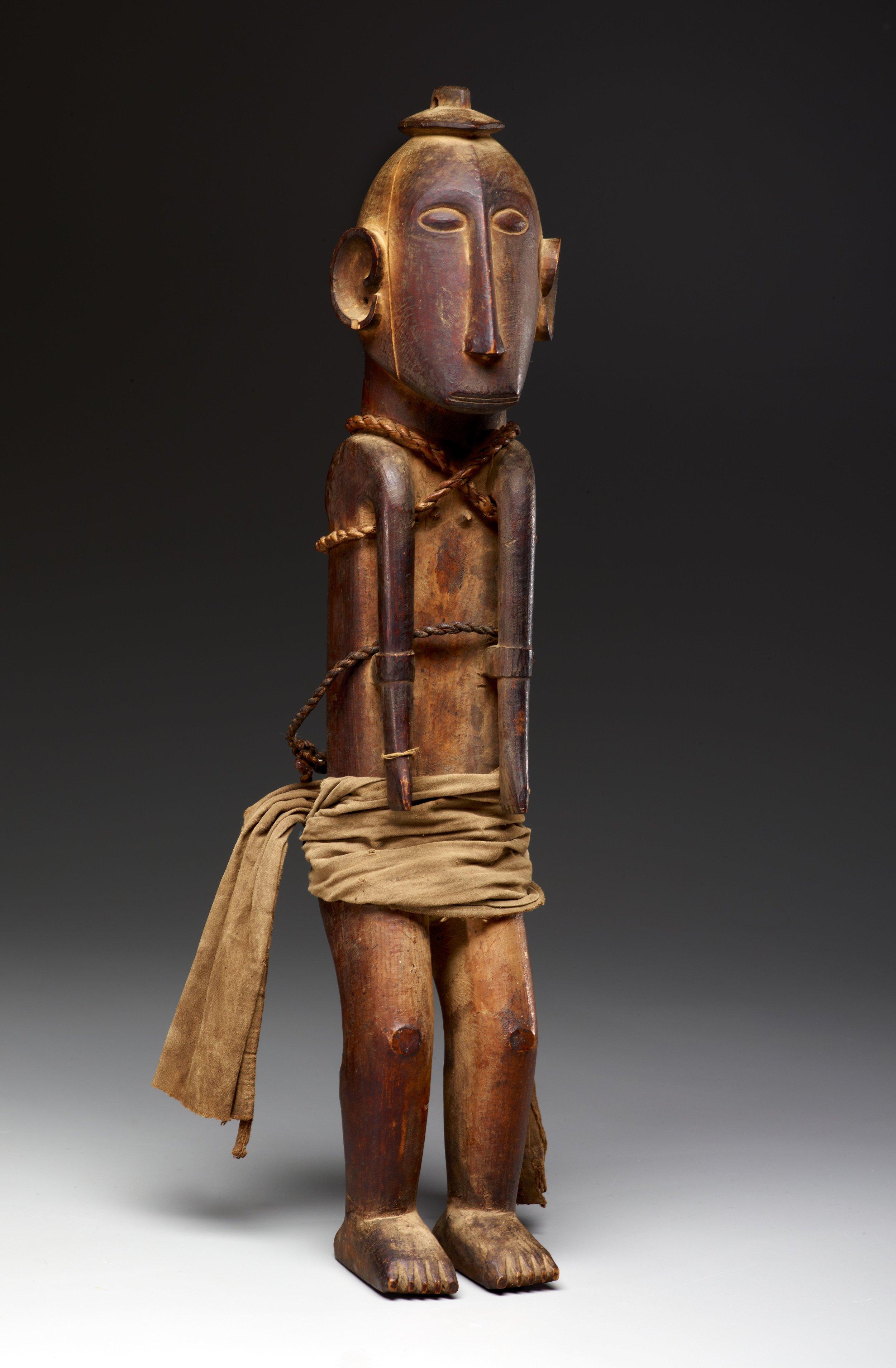 Ancestor Figure |  Itara  © The Dallas Museum of Art | Texas, USA