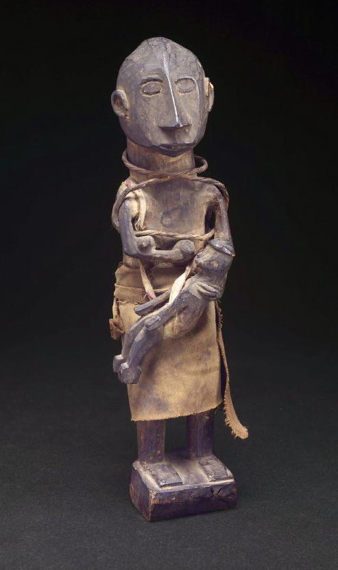 Female Ancestor Figure with Child |  Itara  © de Young Museum FAMSF | California, USA