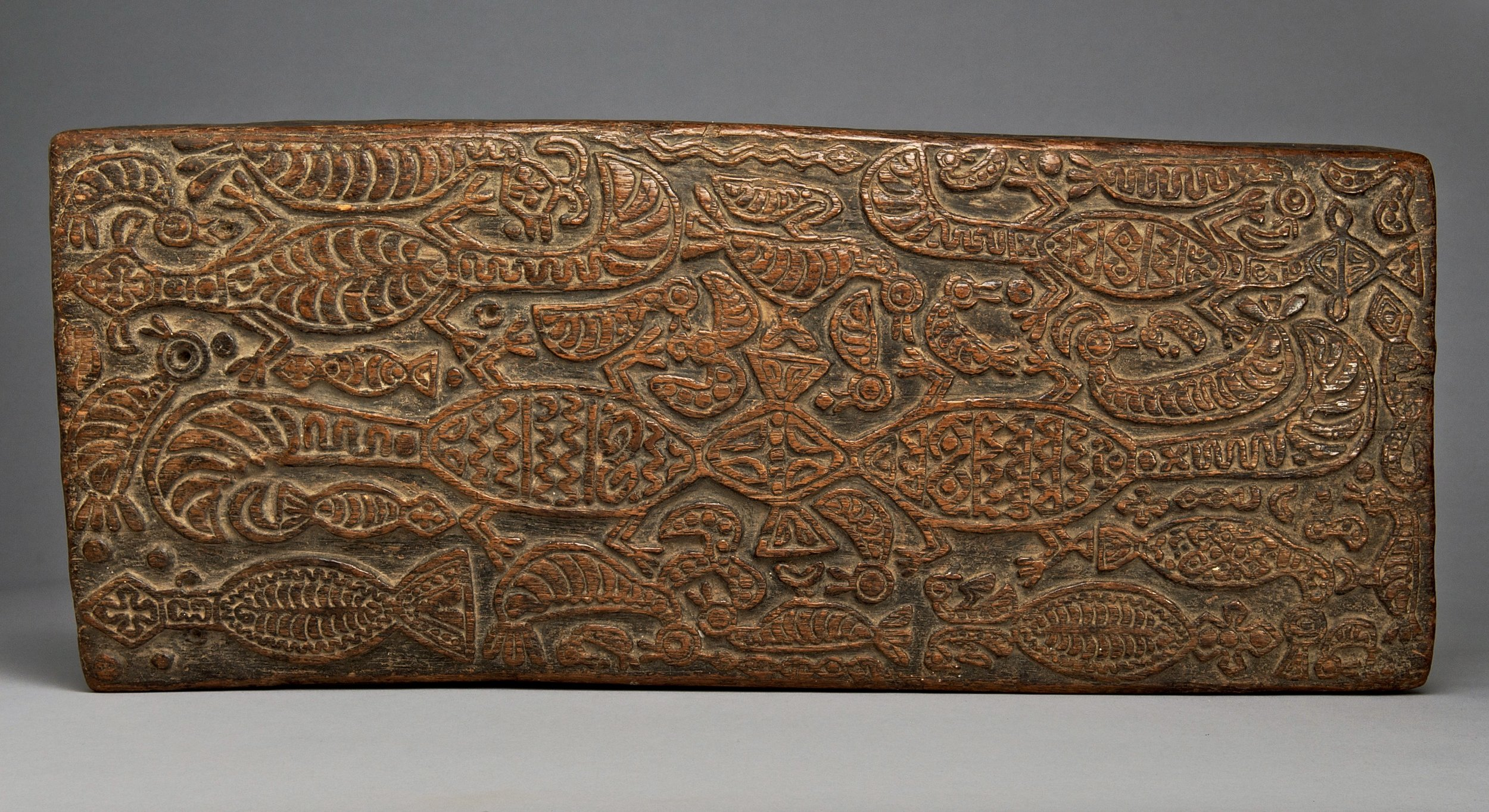 Carved Panel © Yale University Art Gallery | Connecticut, USA