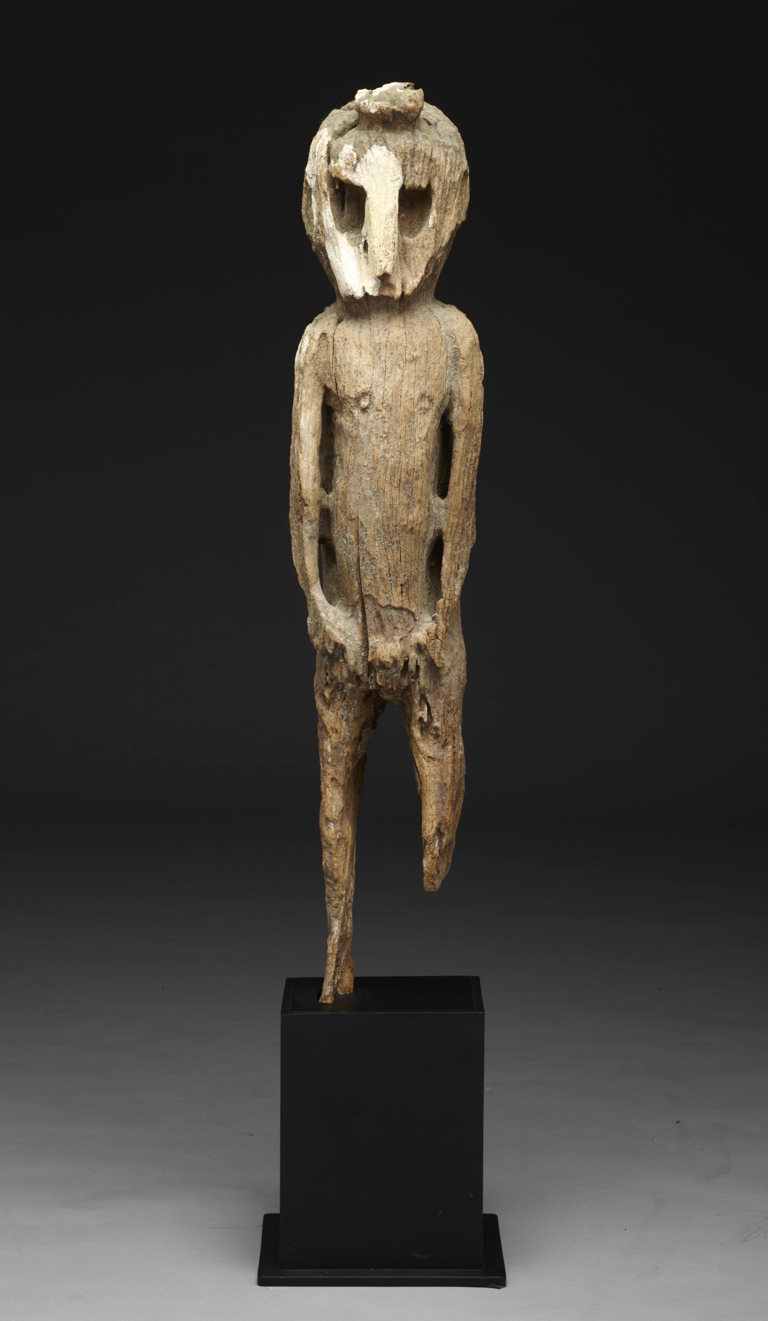 Ancestor Figure |  Ai Tos  © The Dallas Museum of Art | Texas, USA