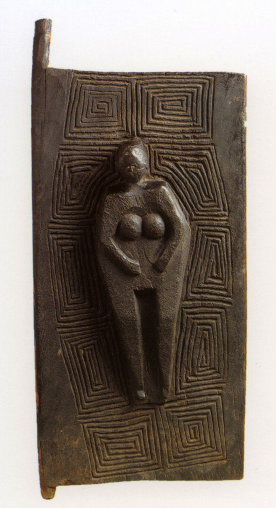 Belu  Female House Door |  Oromattan  © Musée du Quai-Branly | France