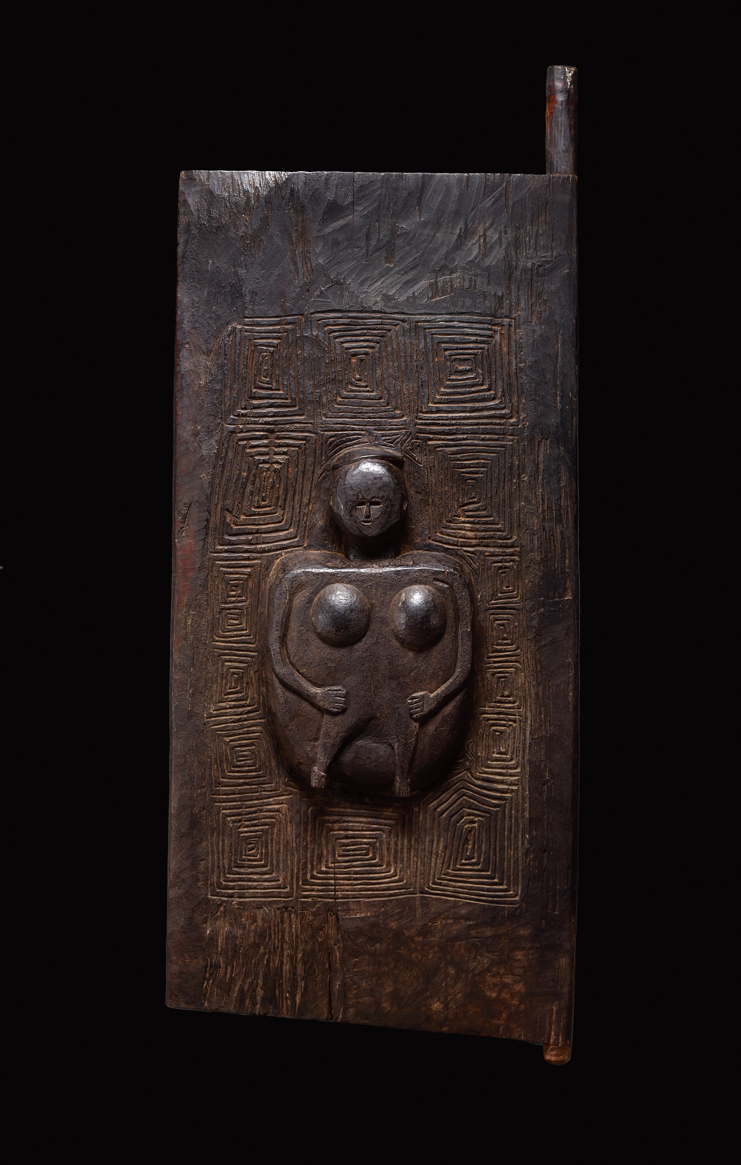 Belu  Female House Door |  Oromattan  © The Dallas Museum of Art | Texas, USA