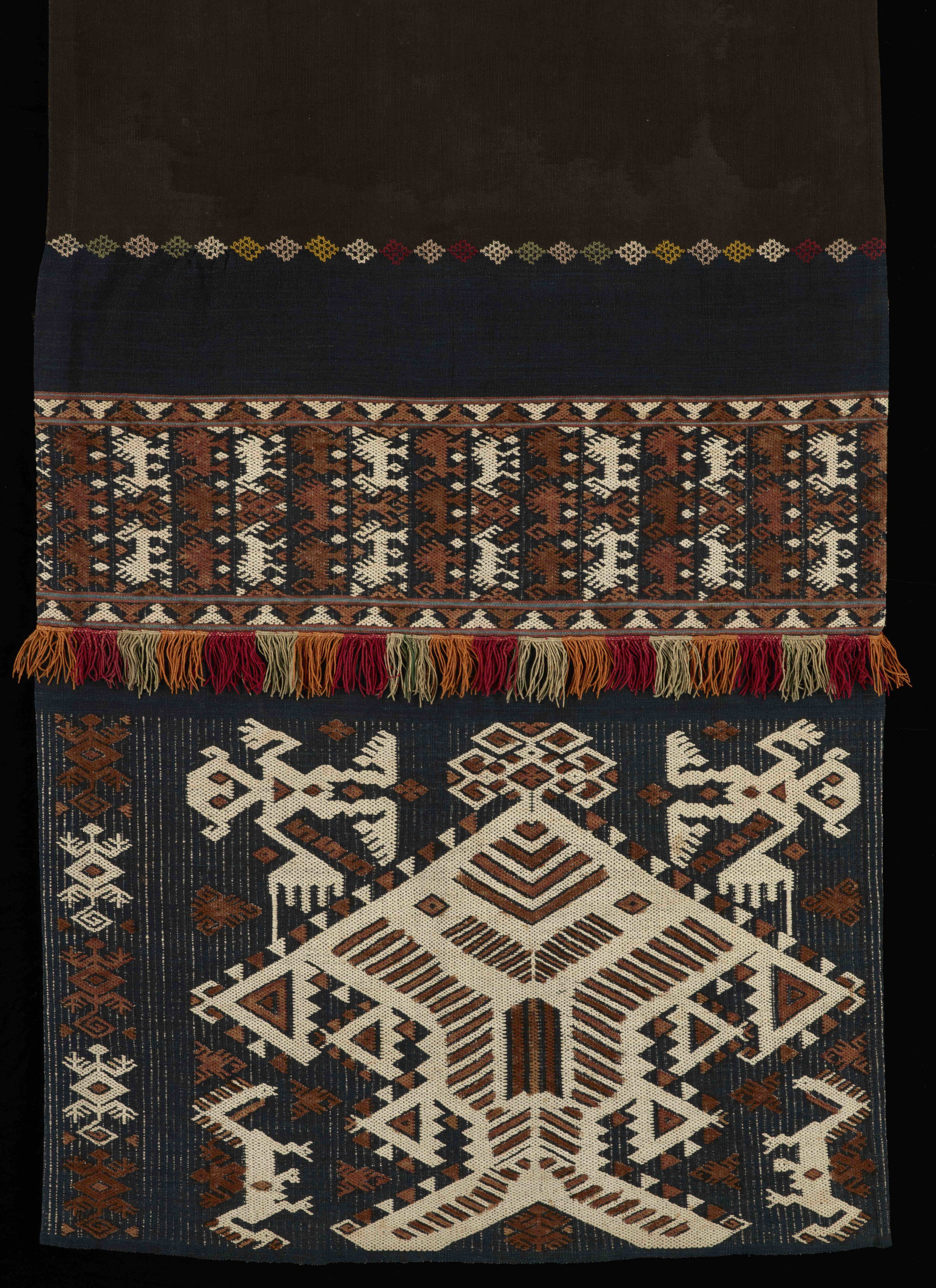 Woman's Ceremonial Sarong |  Lau Pahudu  © The Dallas Museum of Art | Texas, USA
